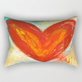 Deep in Love Rectangular Pillow