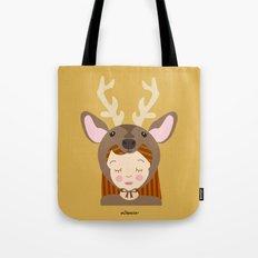 Like a deer.. Tote Bag