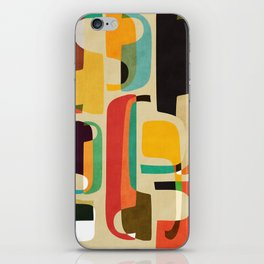 Call her now iPhone Skin