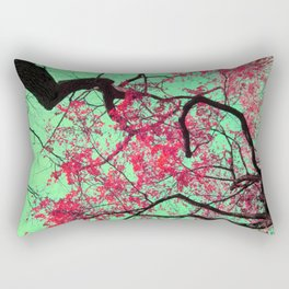 A Touch of Pink Rectangular Pillow