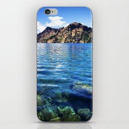 Crater Lake 1 iPhone Skin