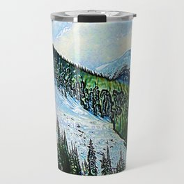 Downhill Slide Travel Mug