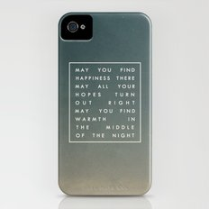 III. Find Happiness iPhone (4, 4s) Slim Case