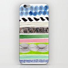 Pattern / Nr. 2 iPhone & iPod Skin