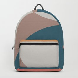Abstract Geometric 23 Backpack