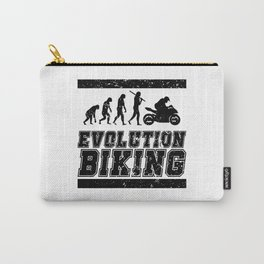 Evolution Biking | Motorcycle Street Speed Carry-All Pouch