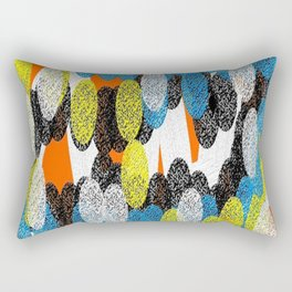Circulos ing Rectangular Pillow