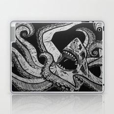 Sharktopus Laptop & iPad Skin