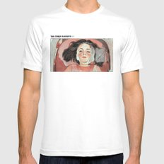 Virgin Suicides Mens Fitted Tee White MEDIUM