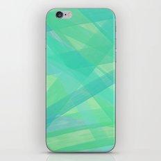 Blues Hues iPhone & iPod Skin