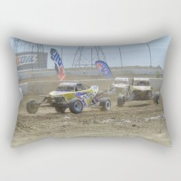 2017 Chicagoland Slam Buggies Rectangular Pillow