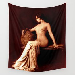 Dorothy Knapp Vintage Sophistication Wall Tapestry