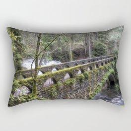 Bridge Over Troubled Waters Rectangular Pillow