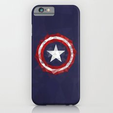 Meduzzle: Capitan's America Geometry Slim Case iPhone 6s