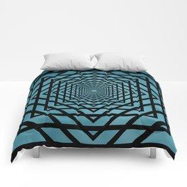 Eternally Blue Comforters