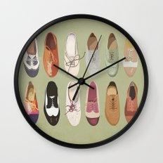 Oxfords Wall Clock