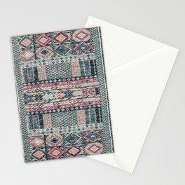 Traditional Multicolore Moroccan Design C11 Stationery Cards