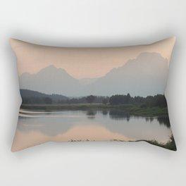 Mountain Dreams Rectangular Pillow