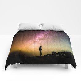 Under the sky Comforters