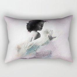 Time is Still Flying Rectangular Pillow