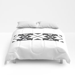 Faroe Islands Pattern Comforters