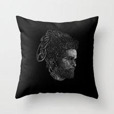 Max Roméo Throw Pillow