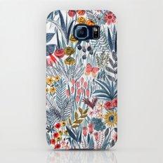 Flowers Galaxy S8 Slim Case