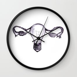 Heliotropic Wall Clock