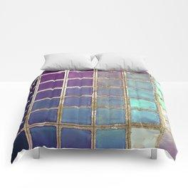 Color Chart II Comforters
