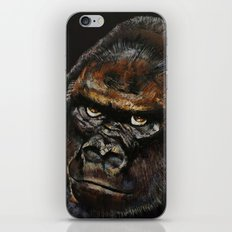 Gorilla iPhone & iPod Skin