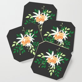 Lily Bouquet Coaster
