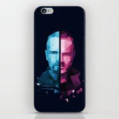 BREAKING BAD - White/Pinkman iPhone & iPod Skin