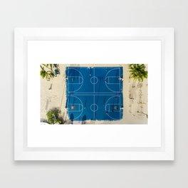 Basket 2 Framed Art Print