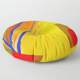 Primaries Floor Pillow