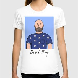 Beard Boy: Luisma T-shirt