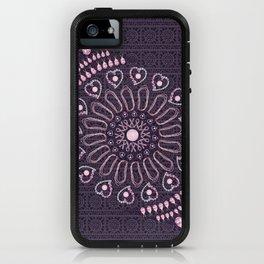 Breast Cancer Survivor Kaleidoscope Art iPhone Case