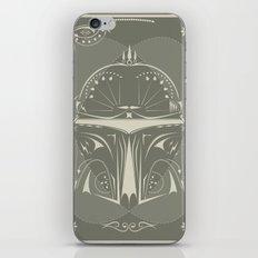 Boba Fett on Acid iPhone & iPod Skin