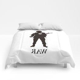 Raw Love Comforters