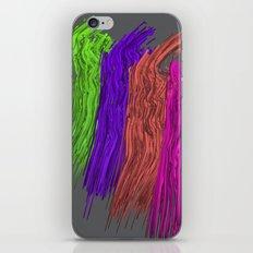 Nails on A Chalkboard iPhone & iPod Skin
