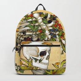 Bones and Botany Backpack