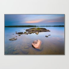 Lake of the Woods 2 Canvas Print