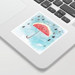 Melon - Fruity Summer Rain Sticker