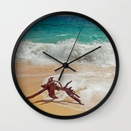 TROPICAL PEACE Wall Clock