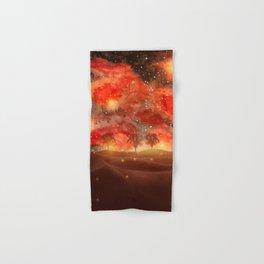 Beautiful Galaxy III Hand & Bath Towel