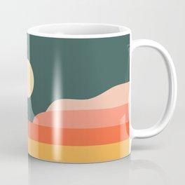 Geometric Landscape 14 Coffee Mug