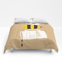 Need. Coffee. Now. Comforters