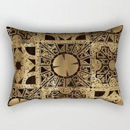 Lament Configuration Spread Rectangular Pillow