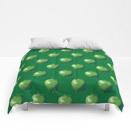 Green Apple_B Comforters