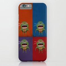Screaming Turtles Slim Case iPhone 6s