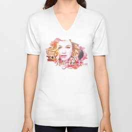 Would you call that love? Unisex V-Neck